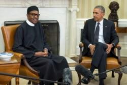 Interview with Aliyu Mustapha of VOA's Hausa Service on President Muhammadu Buhari's U.S. Visit