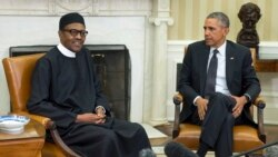 Interview with Aliyu Mustapha of VOA's Hausa Service on President Muhammadu Buhari's U.S. Visit