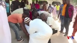 Les familles pleurent leurs morts de l'attaque en Casamance (vidéo)