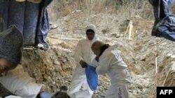 Gjenden eshtra në brigjet e liqenit Peruçac në Bosnje
