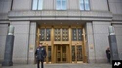 紐約曼哈頓聯邦法院