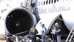 NTSB Continues Investigation of Asiana Crash