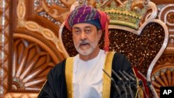 Sultan baru Oman, Sultan Haitham bin Tariq Al Said