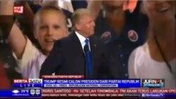 Laporan Langsung VOA untuk Berita Satu TV: Trump Raih Nominasi Partai Republik