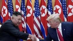 သမၼတထရမ့္ရဲ႕ ေျမာက္ကိုရီးယားေခါင္းေဆာင္ Kim Jong Un ေမြးေန႔ ဆုေတာင္း