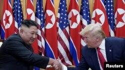 Trump-Kim Jong Un