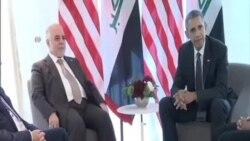 奧巴馬:必須加緊訓練伊拉克軍隊
