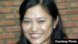 Julia Marip (Nobel Women's Initiative)