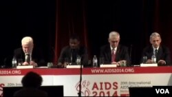 AIDS Living in the Shadows Panel Discussio