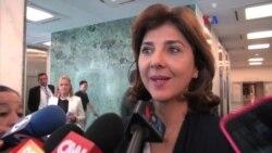 Canciller colombiana visita la ONU