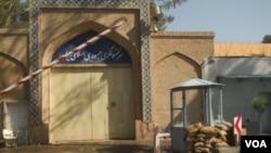 موانع امنیتی از اطراف قونسلگری ایران در هرات برداشته شده است
