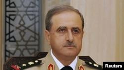 شام کے وزیر دفاع