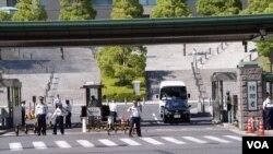 日本防卫省正在研究如何应对美韩停止联合军演可能引起的朝鲜半岛变幻局势 - 歌篮摄