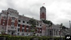 台湾总统府底下有密道通往国防部