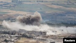 Jisr al-Shugur, Idlib viloyati.