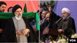 حسن روحانی و ابراهیم رئیسی نامزدهای انتخابات ریاست جمهوری
