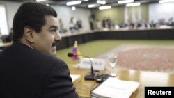 El gobierno de Venezuela promueve integración entre Mercosur y el Alba.