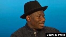 Shugaban kasa Goodluck Jonathan