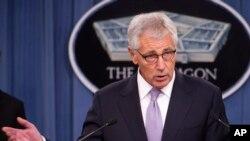 Menteri Pertahanan Amerika Chuck Hagel telah mengatakan akses ke pangkalan itu ada di antara hal-hal yang telah diminta Amerika dari Turki.