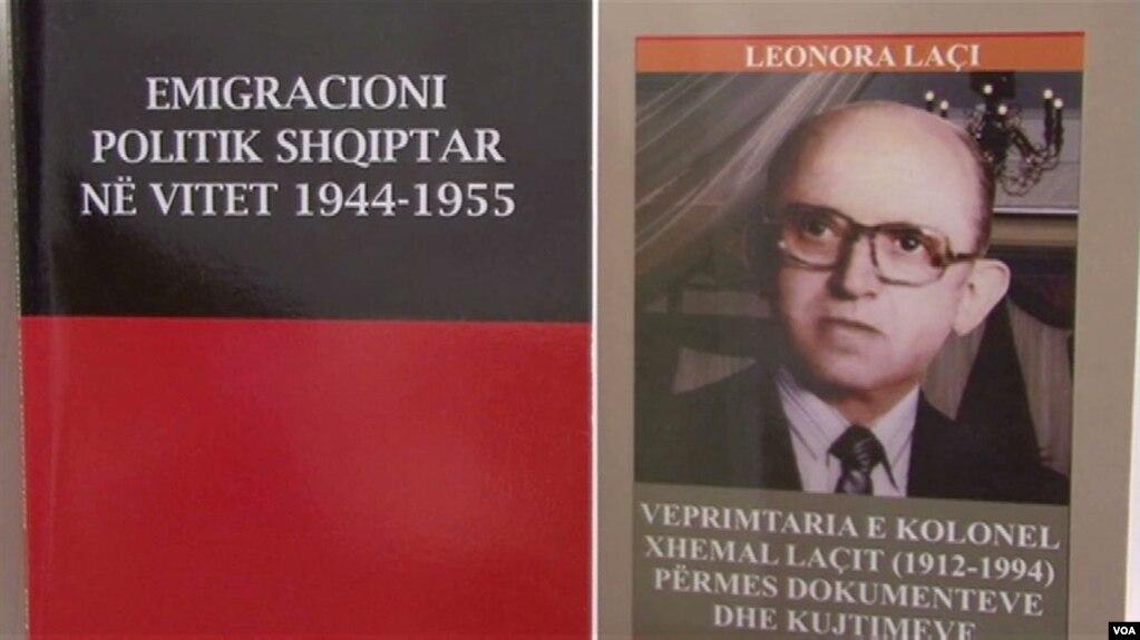 Dy libra kushtuar emigracionit politik shqiptar pas vitit 1944
