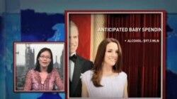 VOA连线:欧洲观察: 全球腐败调查与皇室宝宝