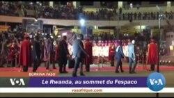 Le Rwanda au sommet du Fespaco