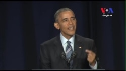 Obama Cites Importance of Faith at National Prayer Breakfast