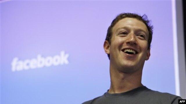 Mark Zuckerberg đã cập nhật tình trạng hôn nhân của mình trên Facebook từ 'Ðộc thân' sang 'Đã lập gia đình với Priscilla'.