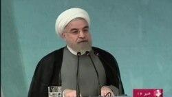 روحانی: برخی در ایران نمی دانستند تحریم چیست