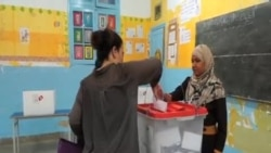 突尼斯開始統計議會選舉結果