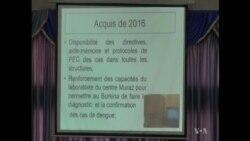 Préparation contre la dengue à Ouagadougou (vidéo)