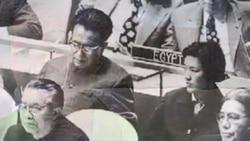 章含之谈影响其一生的毛泽东及章士钊乔冠华