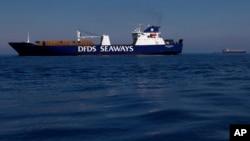 Kimyasal silahlar Danimarka bandröllü kargo gemisiyle Suriye'den taşınırken