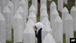 سانحے میں ہلاک ہونے والوں کی قبریں