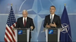 Stoltenberg on US 'Strong Commitment' to NATO