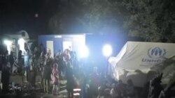 數千移民滯留塞爾維亞與克羅地亞邊境
