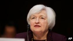 Amerika Merkez Bankası (FED) başkanı Janet Yellen