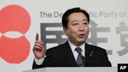 PM Yoshihiko Noda bersumpah akan mencoret proyek-proyek yang tidak terkait rekonstruksi dari anggaran rekonstruksi Jepang (foto: dok).