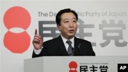 日本首相野田佳彥(資料圖片)