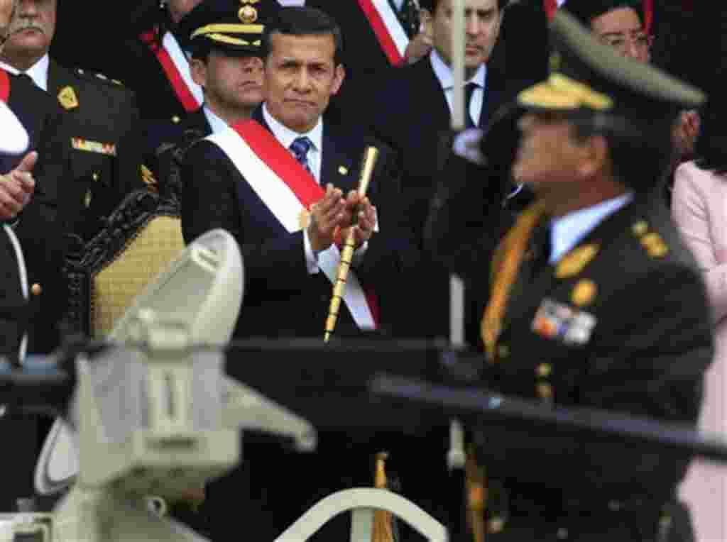 Peru: Ollanta Humala