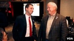 El senador republicano Russell Pearce es el autor de la controvertida ley en contra de los inmigrantes sin papeles de 2009.