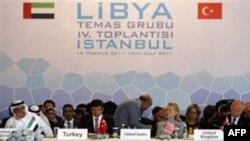 Các cường quốc phương Tây và khu vực họp tại Istanbul, 15/7/2011