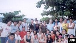 Nam Lộc và Trịnh Hội ở Palawan