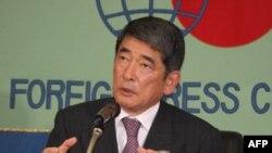 日本外交评论家冈本行夫