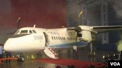 Los chinos anunciaron el mes pasado que también Bolivia le compró aviones.