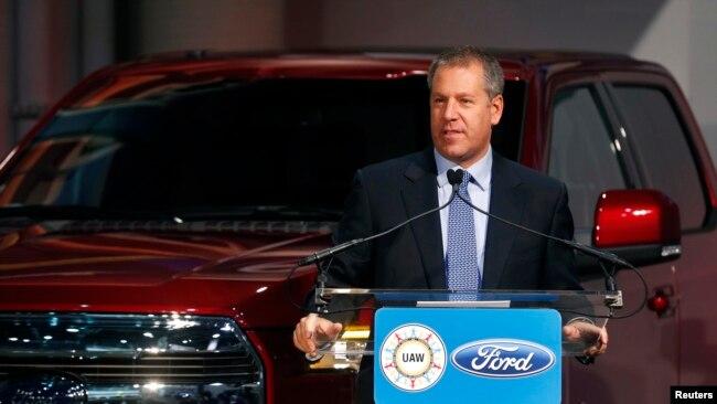 福特汽车扩大中国生产规模 应对美中加征关税