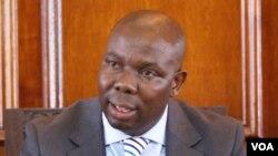 Bulawayo deputy mayor Gift Banda.