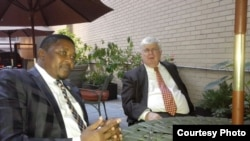 Interview with Stephen Hayes Corporate Council on Africa filed by Chioneso Jani