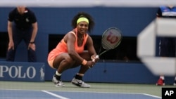 Serena Williams, la tennis woman américaine