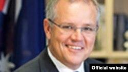 澳大利亚财长斯科特·莫里森